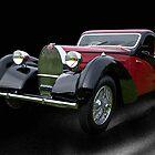 1937 Bugatti Type 57 SC Atalante Coupe V by DaveKoontz