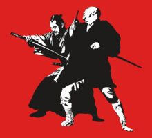 Yojimbo - Toshiro Mifune - Akira Kurosawa Film by Kelmo