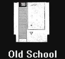 NES old school by alxlajoie