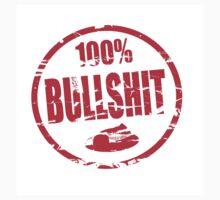 100% Bullshit by stuwdamdorp
