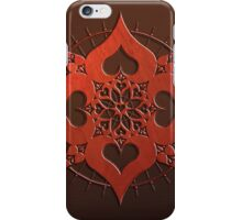 the heart of the wood (lianái) iPhone Case/Skin