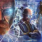 Heisenberg - No looking back for Walter White by uberdoodles