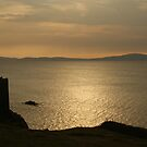 Dunanore ruins, Cape Clear by Desaster