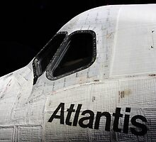 SPACE SHUTTLE ATLANTIS KENNEDY SPACE CENTER FLORIDA JULY 2013 by photographized