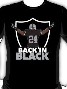 """VICTRS """"Back in Black"""" T-Shirt"""