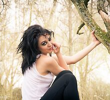 Zoe at the Reserve 01 by svee