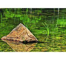 Jordan Pond, Acadia National Park, Maine, USS Photographic Print
