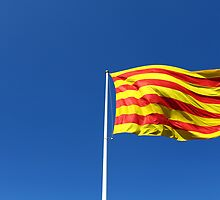Catalan flag by mrivserg