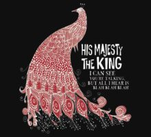 His Majesty the King by dieorsk2