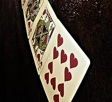 Cards of Hearts by Aleks Canard