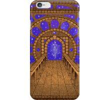 Infinity Gate (órvio) iPhone Case/Skin