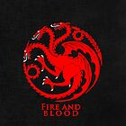 House Targaryen AKA team Khaleesi by heroinchains