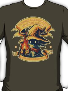 Strong Independent Black Mage T-Shirt