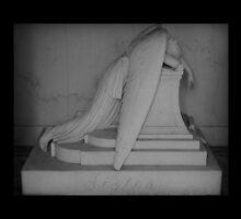 weeping angel (3) by Willadine Polk