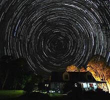 Star Trails by Paul Earl