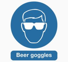 BEER GOGGLES by w1ckerman