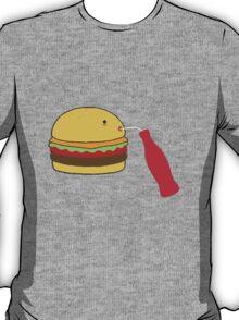 Burger and a Coke T-Shirt