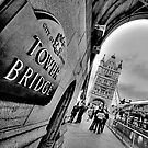 Tower Bridge (HDR) by Stephen Knowles
