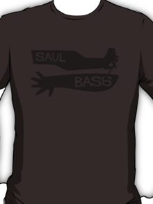 Saul Bass T-Shirt