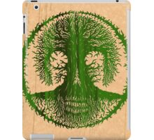 Skulltree, Tree of Life (romkaláh) iPad Case/Skin