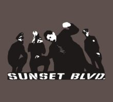 Sunset Blvd by natbern