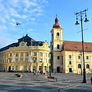 Sibiu Town Hall by ivDAnu
