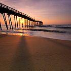Morning Shadows, OBX by Michael Treloar
