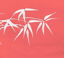 Red bamboo by nomielboim