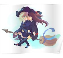 Diana and Akko Poster