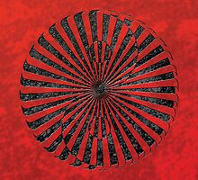 yin yang in stone (zahyíng) by peter barreda