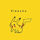 Pikachu Iphone Casing 2 by ghostmeat