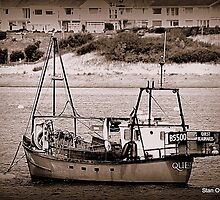 Fishing Vessel Quest. by Stan Owen