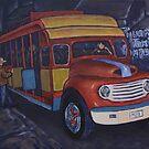 TIjuana Taxi by Michael Beckett