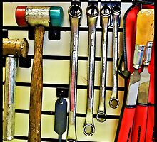 Tools by tvlgoddess