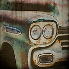 Vintage Chevrolet Apache Truck by Honey Malek