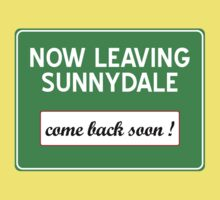 Now leaving Sunnydale (Buffy) Kids Clothes
