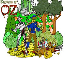 Zombies of OZ by Skree