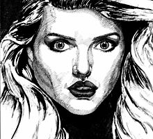 Debbie Harry by AdagioArt