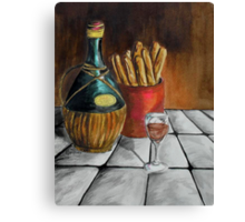 A Jug Of Wine And Thou Canvas Print