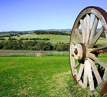Australian Landscape 2 by jwwallace