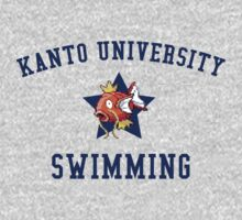 Kanto University Swimming by sambidex