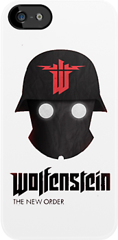 Wolfenstein: A New Order by SliceOfBrain