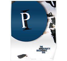 The Inner Party - Degenerate Era V1 Poster