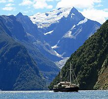 Milford Sound by DRWilliams