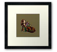 Lady Merewalds Pets Framed Print