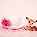 Vintage bambi by Zoe Power
