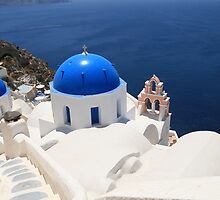 Santorini by DRWilliams
