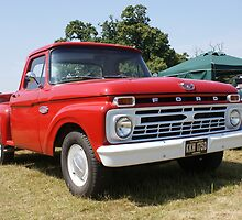 Ford F100 Truck by Pastis