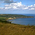 Robin Hoods Bay Shining Light by apple88