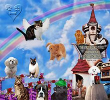 •´ ♥ º ☆.¸¸.•´¯`♥ RAINBOW BRIDGE OF )̲̅ζø̸√̸£ (WITH SCRIPTURE) •´ ♥ º ☆.¸¸.•´¯`♥  by ✿✿ Bonita ✿✿ ђєℓℓσ